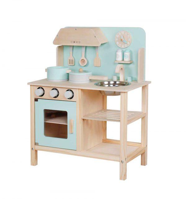 Virtuvė Scandi