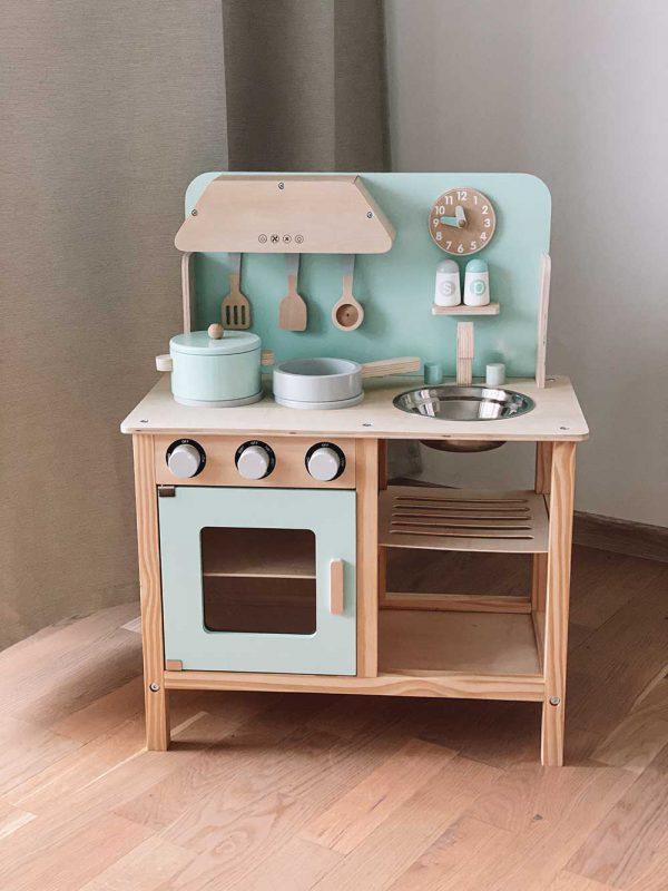 Virtuvė Scandi2