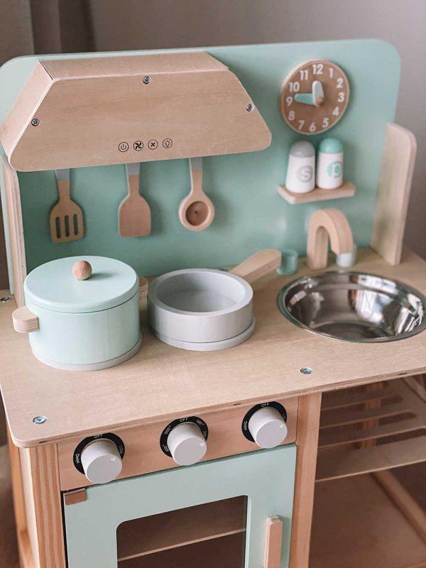 Virtuvė Scandi3