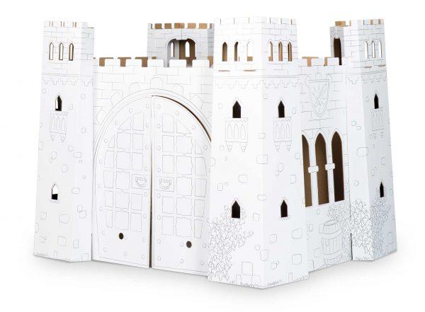 Kartoninė pilis