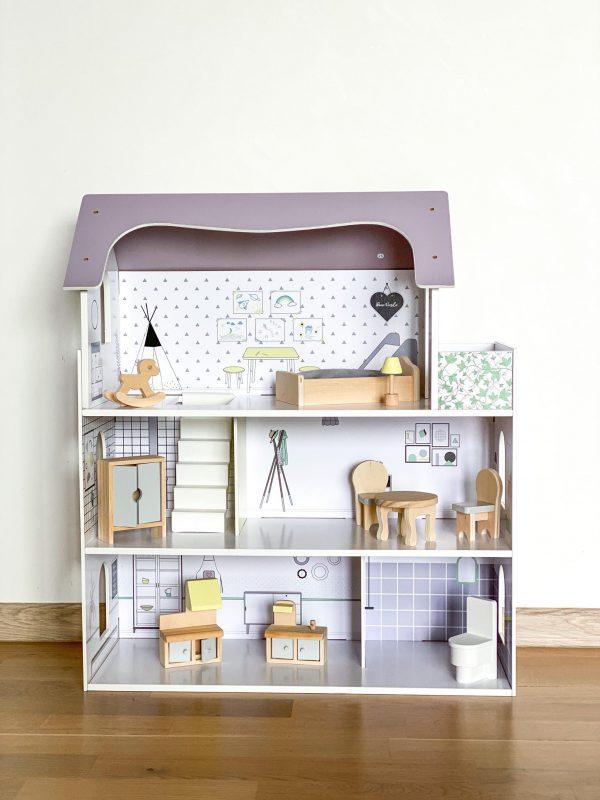 Lėlių namas 70 cm3