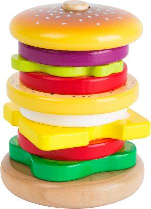 Пирамидка – гамбургер9