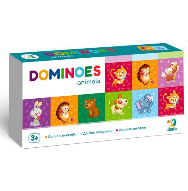 Domino Gyvūnai