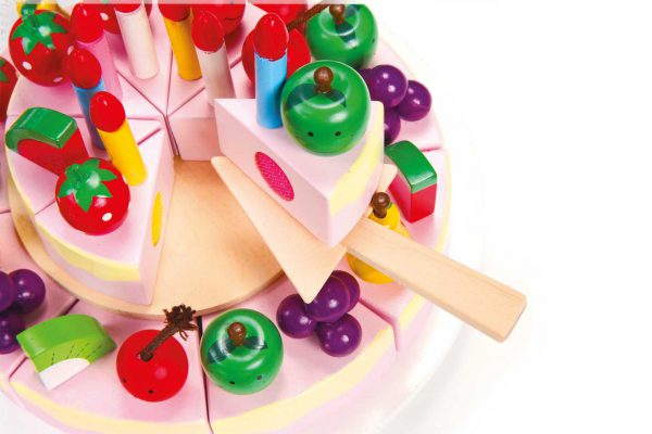 Medinis Vaisių tortas2