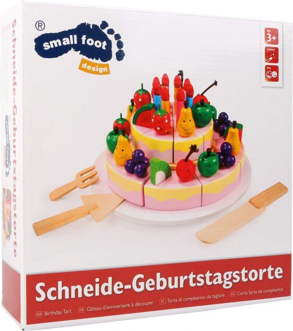 Medinis Vaisių tortas3