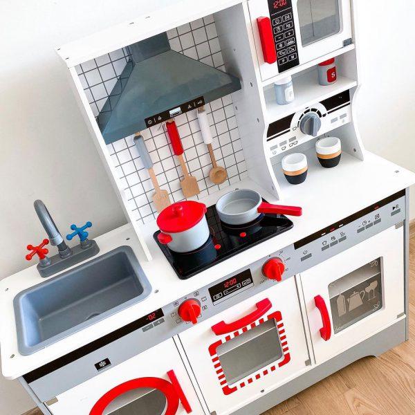 Virtuvė Modern su garsais4
