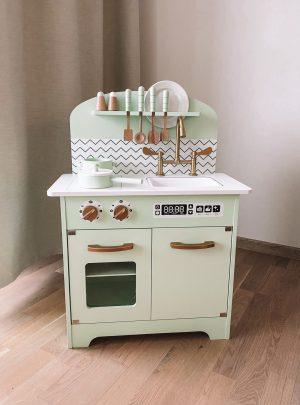 Virtuvė Mėta10