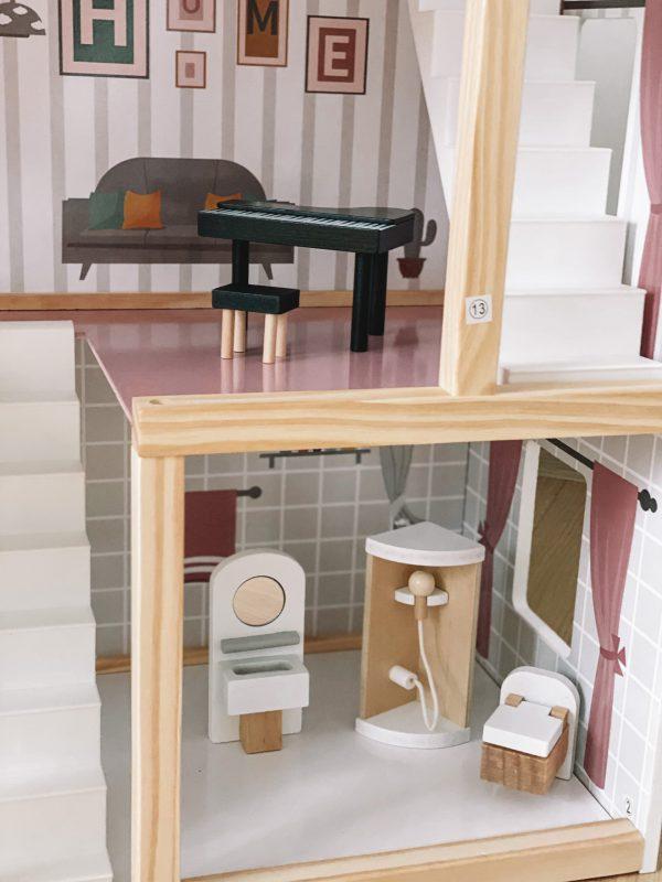 Lėlių namas 77 cm4