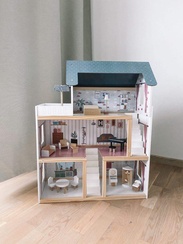 Lėlių namas 77 cm3