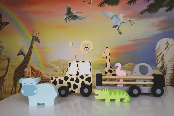 Džipas su gyvūnais2