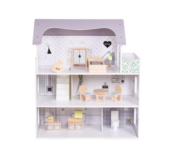 Lėlių namas 70 cm