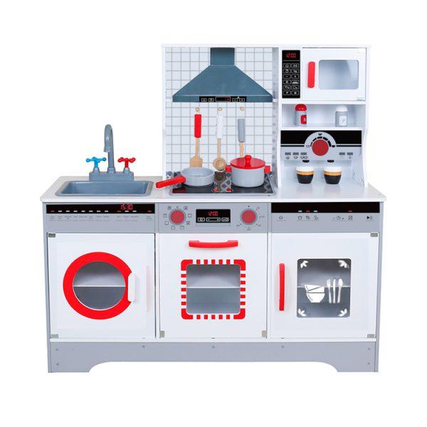 Virtuvė Modern su garsais