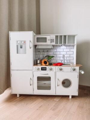 Virtuvėlė Stela su apšvietimu32