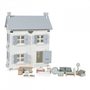 Klasikinis lėlių namas13