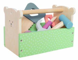 Įrankių lagaminas Meškis5