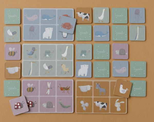 Žaidimas loto gyvūnai3
