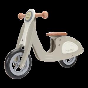 Medinis balansinis motoroleris Chaki33