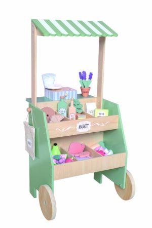 Medinė vaikiška parduotuvė3