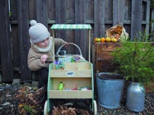Medinė vaikiška parduotuvė4