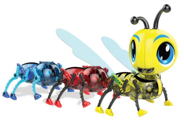 Build a Bot Lapė3