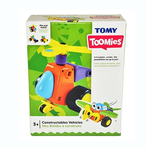 Tomy Toomies konstruktorius